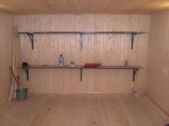 Деревянные полы в гараж как сделать 195